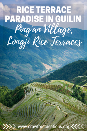 Pingan Village | Longji Rice Terraces | Guilin Rice Terraces | China Rice Terrace | China Travel | Rice Terrace Hiking