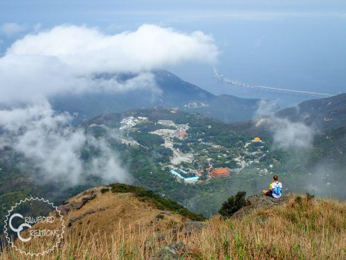 Hiking Above the Clouds: Lantau Trail, Hong Kong
