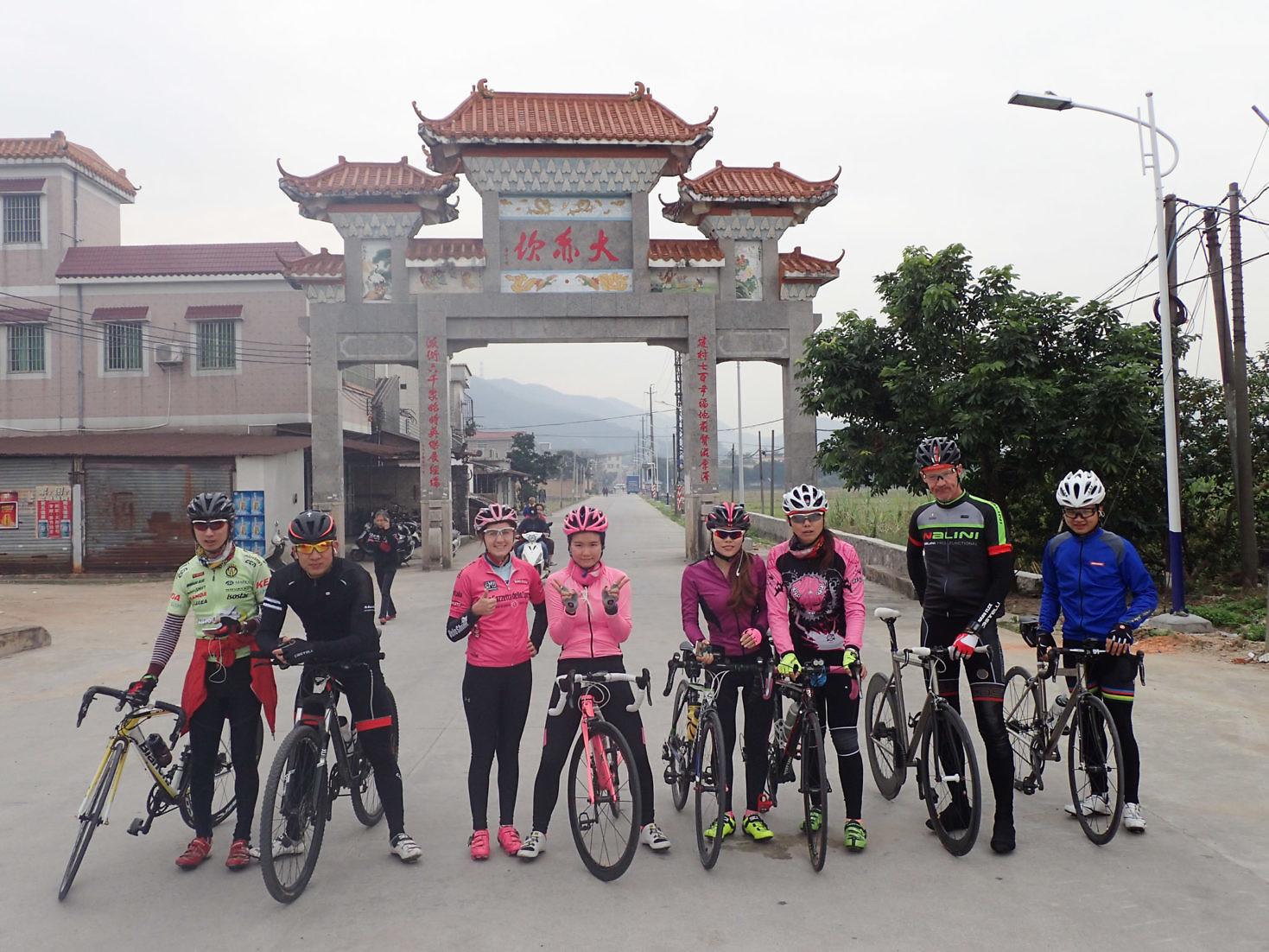 cycling-china