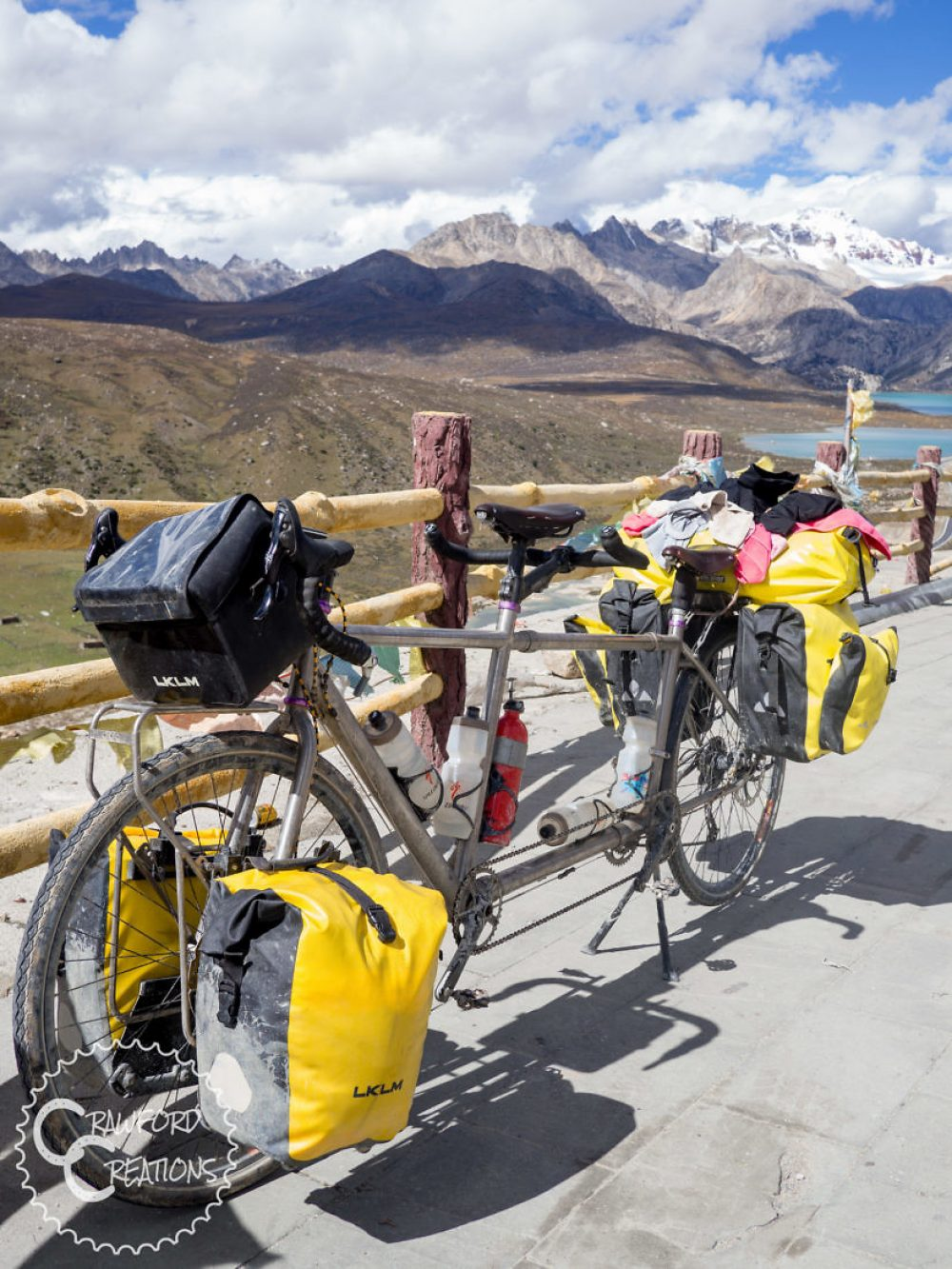 2016 Himalayan Tandem Bike Tour Gear List