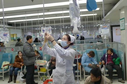"Foreign Illness in a Foreign City: Experiencing the ""Best"" Hospital in Chengdu"