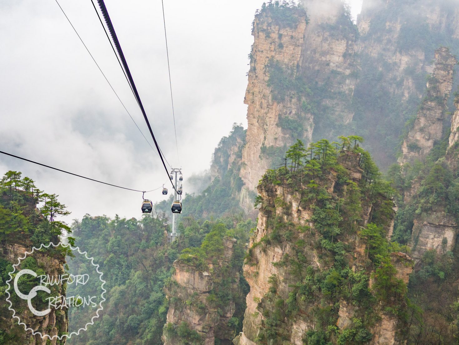 tianzi-cable-car