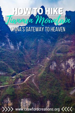 Tianmen Mountain | Tianmen Mountain Hiking | Zhangjiajie Hiking | Zhangjiajie | Zhangjiajie Travel | Zhangjiajie Mountains | China Travel | China Hiking | China Mountains