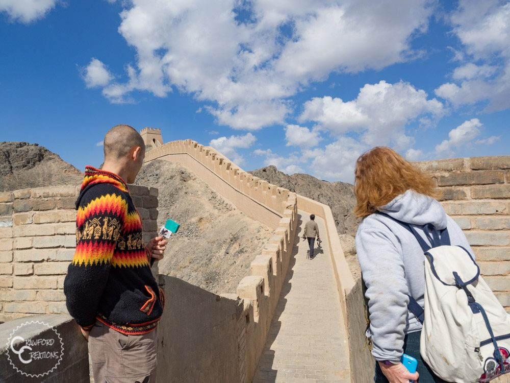 jiayuguan-great-wall