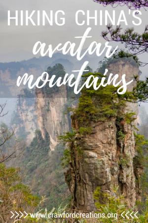 Zhangjiajie | Avatar Mountains | China Travel | Hiking | Wulingyuan Scenic Area | Huangshizhai | Zhangjiajie National Forest Park | Zhangjiajie Hiking | China Hiking | China Mountains