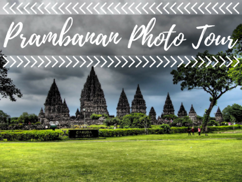 Walking Through History: A Photo Tour of Prambanan
