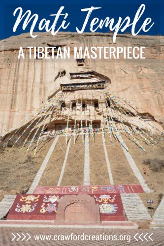 Mati Temple | Mati Si | Horse Hoof Temple | China | China Travel | Gansu Province | Tibet | Temples