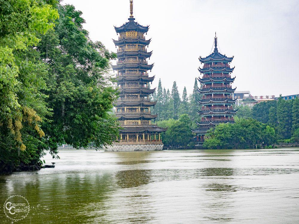 sun-and-moon-pagoda-guilin