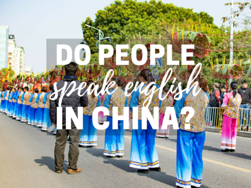 Questions & Answers: Do People Speak English in China?