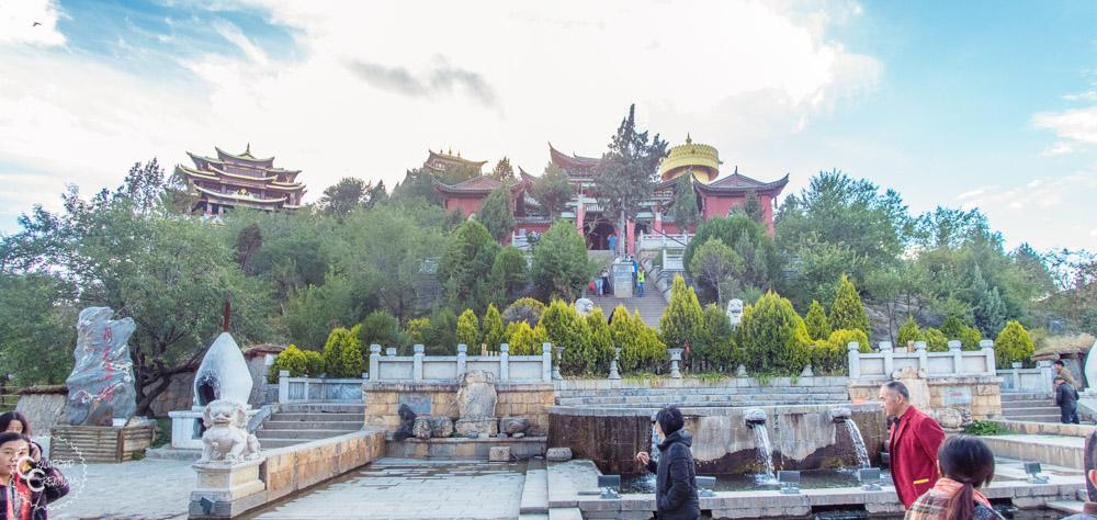 Shangri-La-temple