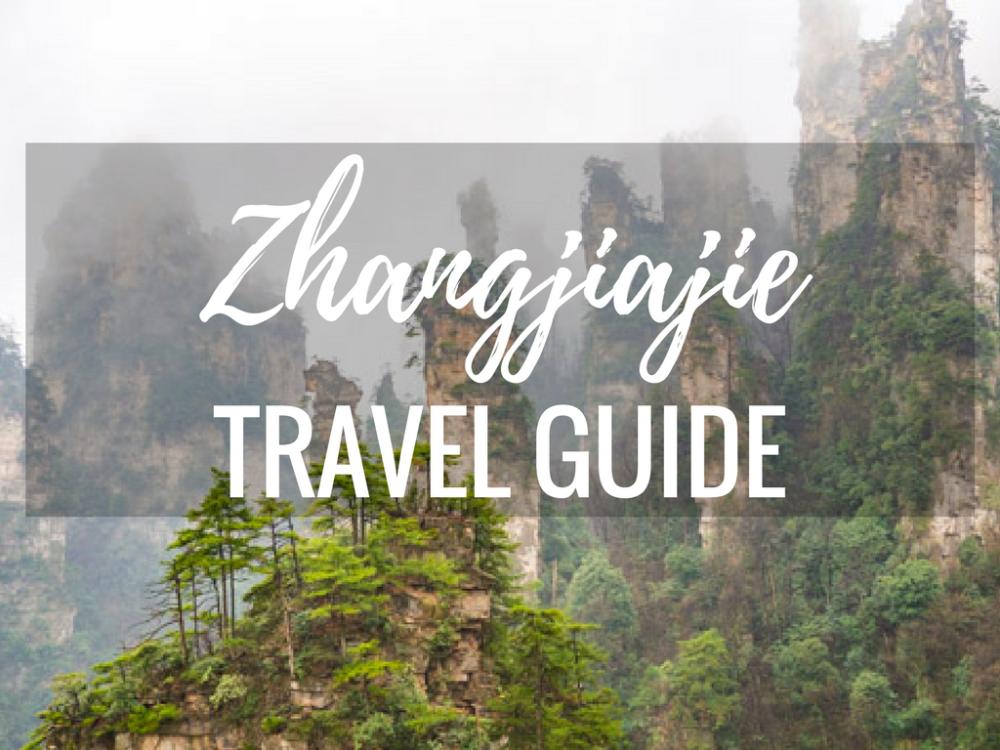 Zhangjiajie Travel Planning Guide