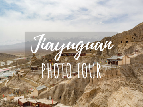 Jiayuguan Photo Tour: A Photographic Journey to the Great Wall of China & Wenshu Grottos
