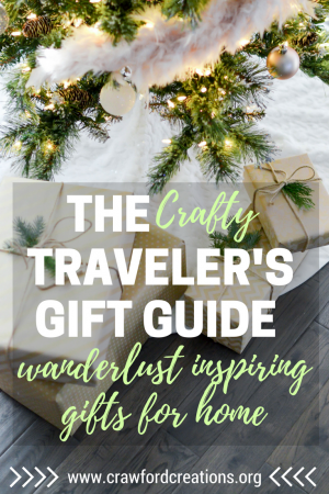 Travel Inspired Gifts | Travel Gifts | Best Gifts for Travelers | Travel Gift Guide | Travel Presents | Christmas Gifts for Travelers | Presents for Travelers