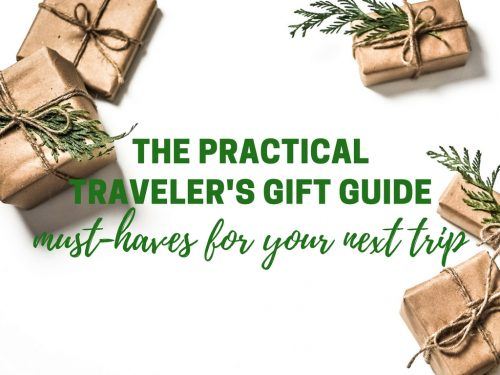 The Practical Traveler's Gift Guide: Must Haves for Your Next Trip