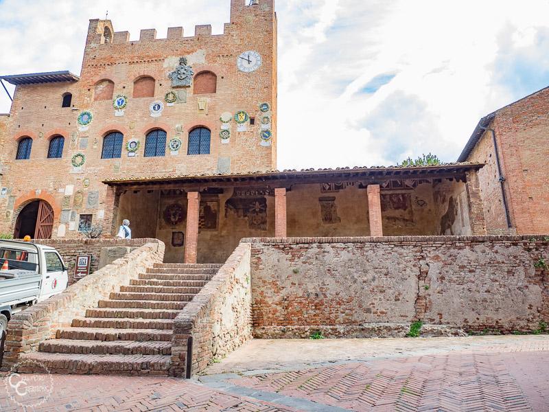 certaldo-tuscany