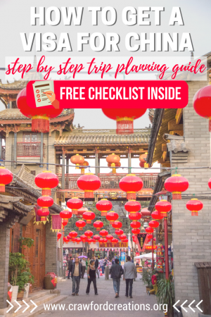China Visa | China Travel | China Visa Guide | China Trip Plan | China Travel Guide | China Travel Checklist | China Visa Checklist | China Travel Plan | China Visa Instructions | How To Travel To China