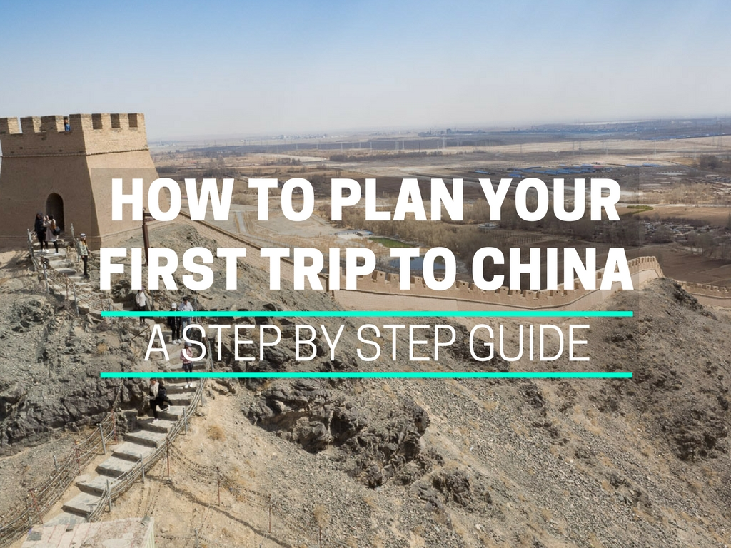 how to plan your first overseas trip