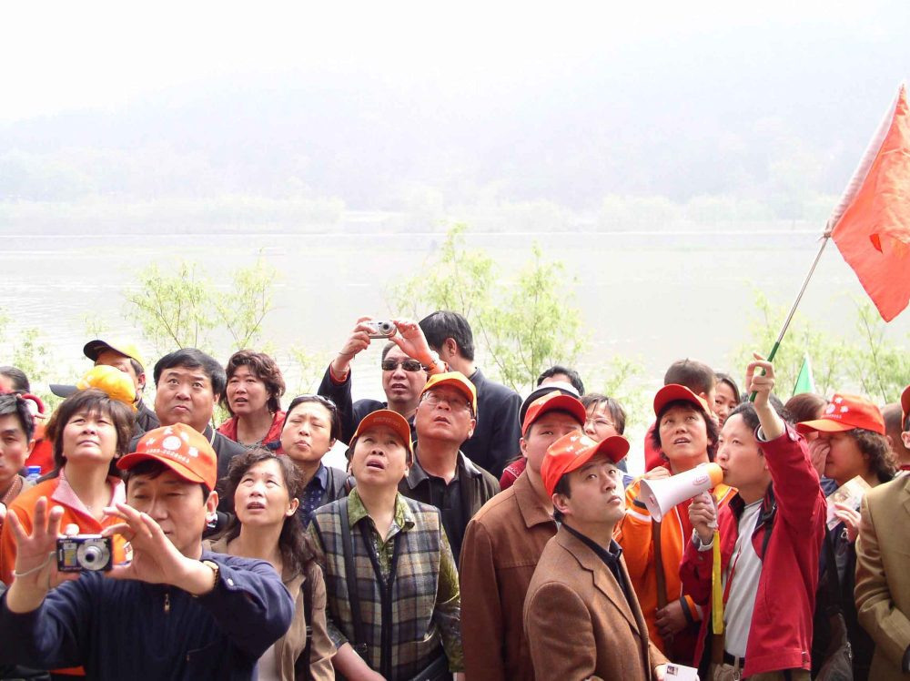 chinese-tour-group