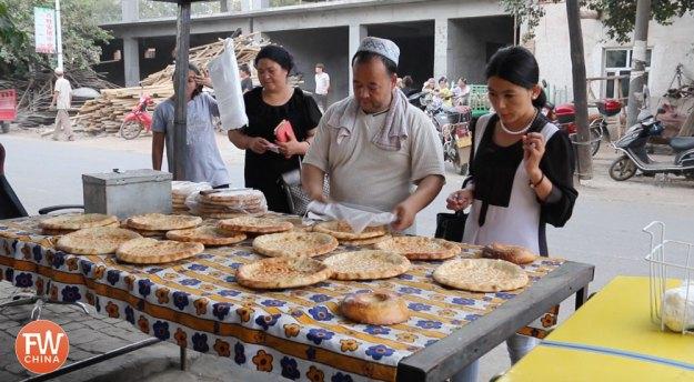 uyghur-bread