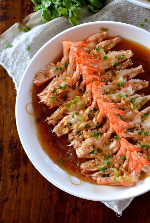 garlic-steamed-shrimp