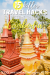 Cambodia Travel Hacks | Cambodia Travel Tips | What To Bring To Cambodia | Must Know Cambodia Travel Tips | How To Travel To Cambodia | Cambodia Travel | Southeast Asia Travel | Travel Tips | Cambodia Travel Advise | Southeast Asia Travel Tips | Travel Hacks