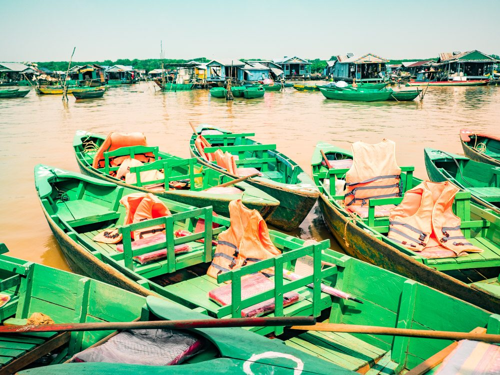 The Complete Guide To Visiting Cambodia's Tonle Sap Floating Villages