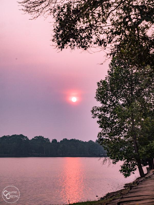 srah-srang-sunset
