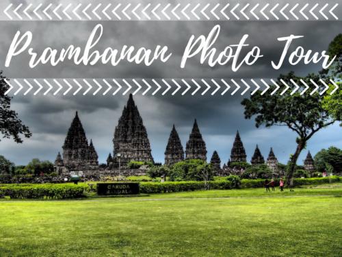 Walking Through History: A Photo Tour of Prambanan