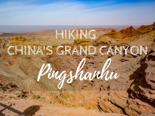 Hiking China's Grand Canyon: Pingshanhu