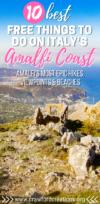Amalfi Coast Beaches | Amalfi Coast Hidden Gems | Amalfi Coast Hikes | Amalfi Coast Off The Beaten Path | Amalfi Coast On A Budget | Amalfi Coast Secluded Beaches | Amalfi Coast Viewpoints | Best Places To Go Amalfi Coast | Best Places To Visit On The Amalfi Coast | Best Things To Do Amalfi Coast | Budget Travel Amalfi Coast | Free Things To Do Amalfi Coast | Best Free Things To Do Amalfi Coast