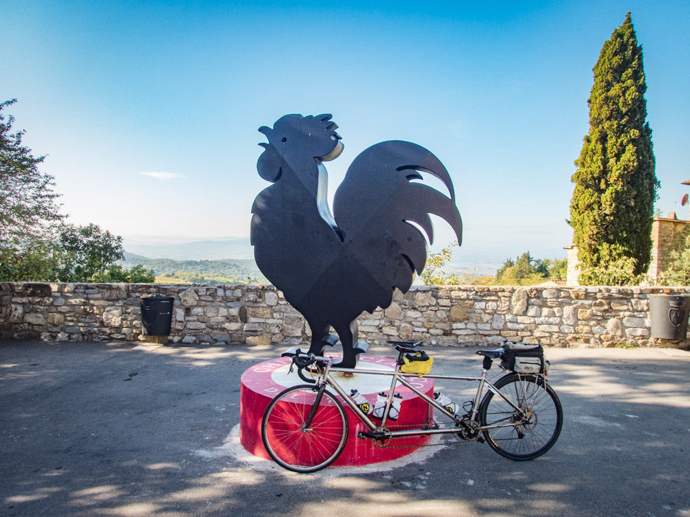 The Ultimate Self Guided Tuscany Bike and Wine Tour: Pedal and Sip Your Way Through Tuscany's Chianti Wine Towns