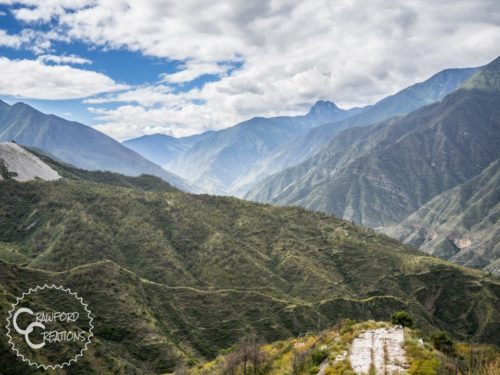 Lijiang to Chengdu on a Tandem Bicycle Part 2: Along the Tibetan Boarder
