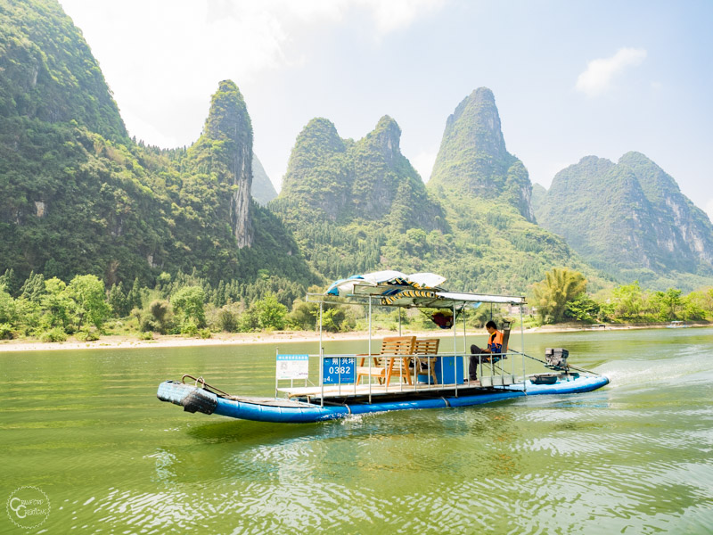 bamboo-raft-guilin
