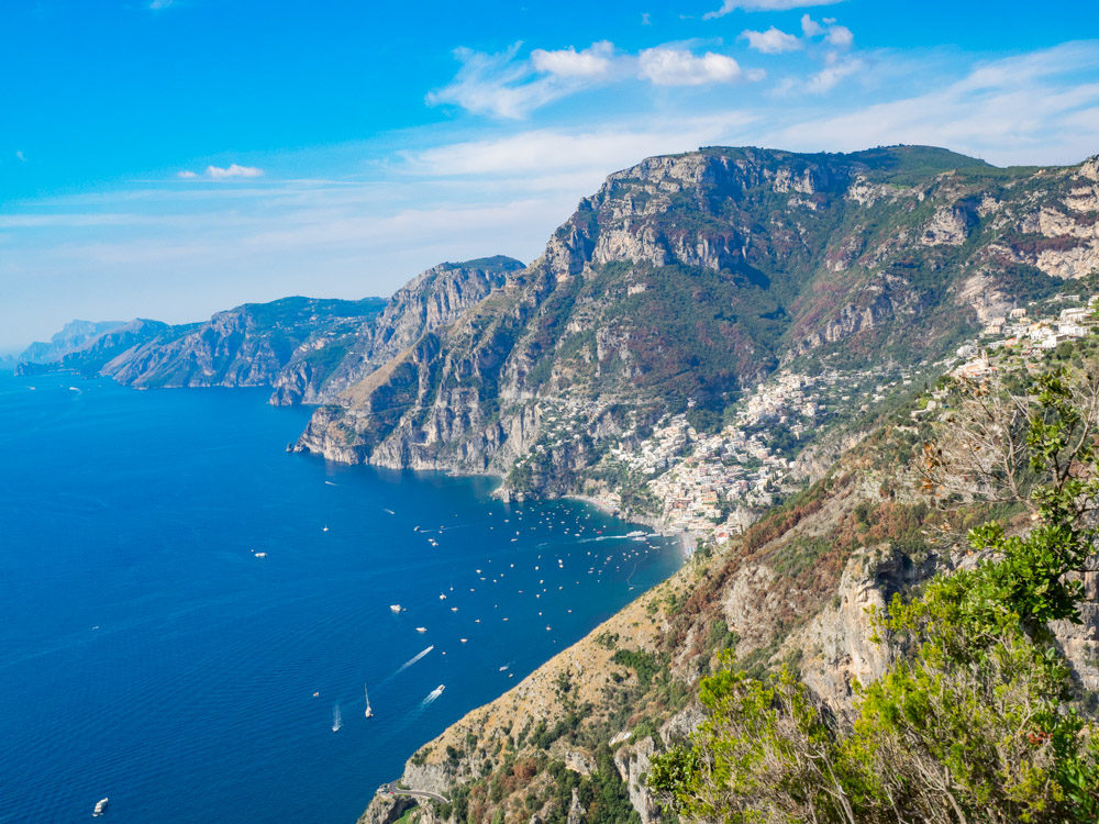 10 Best Free Things To Do On The Amalfi Coast: Amalfi's Most Epic Hikes, Viewpoints and Beaches