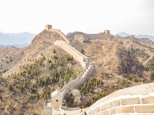 The Complete Guide To Hiking The Jinshanling Great Wall