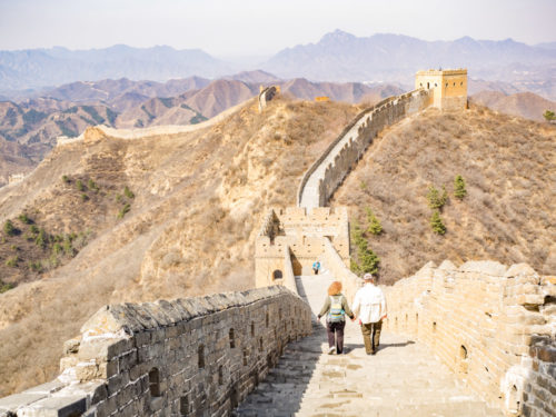 The Best Places To See The Great Wall of China From Beijing