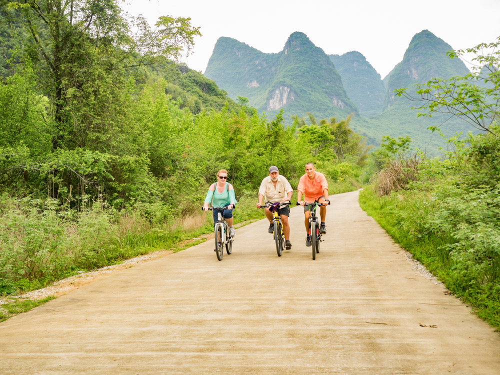 The Ultimate Self-Guided Yangshuo Bike Tour: Cycling Through The Yangshuo Countryside