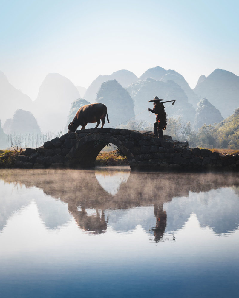 tianxin-village-guilin