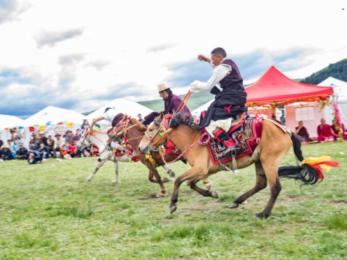 The Insider's Guide To Attending The Tagong Horse Festival