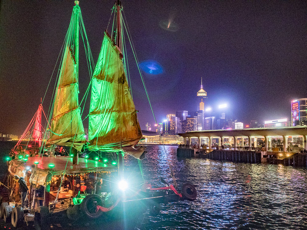 2018 Hong Kong Christmas Walking Tour: The Best Christmas Lights and Displays in Hong Kong
