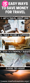 Save Money for Travel | How To Save Money for Travel | Money Saving Tips | Budget Travel Tips | How To Travel Cheap | How to Travel on a Budget | How to Travel the World When You're Broke | Budget Travel | Travel Hacking | Travel Hacking Tips