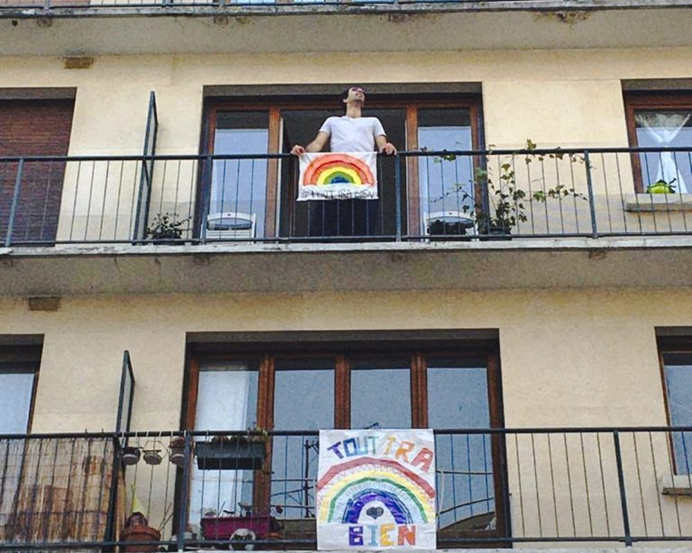 Coronavirus Stories: COVID-19 Lockdown In Paris
